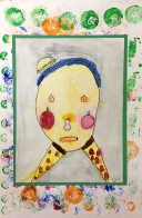 Food Faces: 2nd Grade