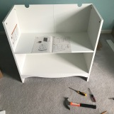 Building the changing table